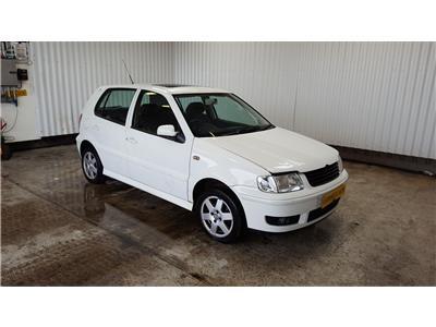 2000 Volkswagen Polo 2000 To 2002 SE TDi 5 Door Hatchback