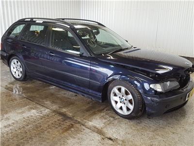 2005 BMW 3 Series 1998 To 2005 320d SE 5 Door Estate