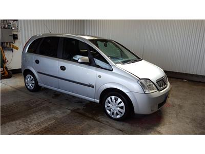 2004 Vauxhall Meriva 2003 To 2006 Enjoy M.P.V.