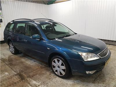 2004 Ford Mondeo 2003 To 2007 Ghia (SIV) 5 Door Estate