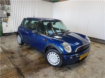2001 MINI Mini 2001 To 2008 One 3 Door Hatchback