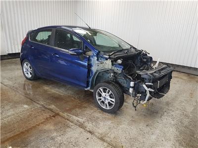Ford Fiesta 2013 To 2017 Zetec 5 Door Hatchback