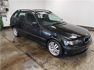 2003 BMW 3 Series 1998 To 2005 320d ES 5 Door Estate