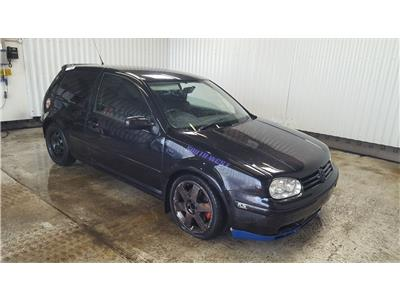 2002 Volkswagen Golf (mk4) 1997 To 2003 PD GT TDi 3 Door Hatchback