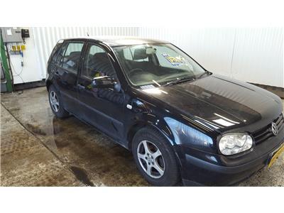 2001 Volkswagen Golf (mk4) 1997 To 2003 SE 16v 5 Door Hatchback