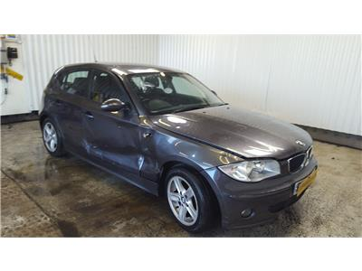 BMW 1 Series 2004 To 2007 116i Sport 5 Door Hatchback