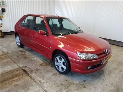 1999 Peugeot 306 1993 To 1999 LX A/C 5 Door Hatchback