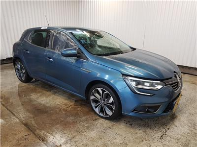 2016 Renault Megane 2016 On Signature Nav dCi 5 Door Hatchback