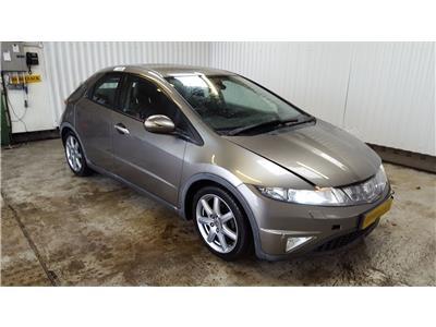 Honda Civic 2006 To 2010 EX i-VTEC 5 Door Hatchback