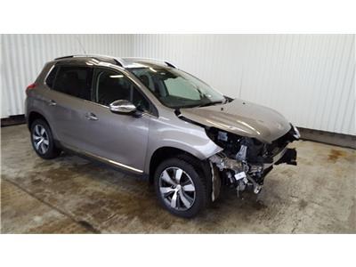 Peugeot 2008 2013 To 2016 Allure e-HDi 92 5 Door Hatchback