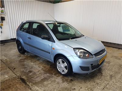2006 Ford Fiesta 2002 To 2008 Studio 3 Door Hatchback