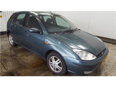 Ford Focus 1998 To 2005 Zetec 5 Door Hatchback