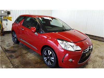 2015 Citroen DS3 2010 To 2015 DStyle e-HDi 3 Door Hatchback