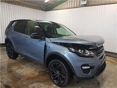2017 Land Rover Discovery Sport 2015 On HSE Black TD4 180 4WD 5 Door Estate