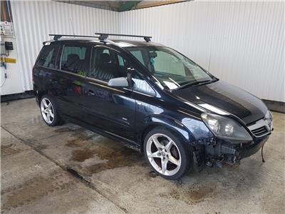 2008 Vauxhall Zafira 2005 To 2010 SRI XP M.P.V.