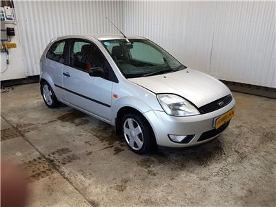 2004 Ford Fiesta 2002 To 2008 Zetec 3 Door Hatchback
