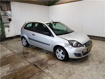 2006 Ford Fiesta 2002 To 2008 Zetec Climate 3 Door Hatchback