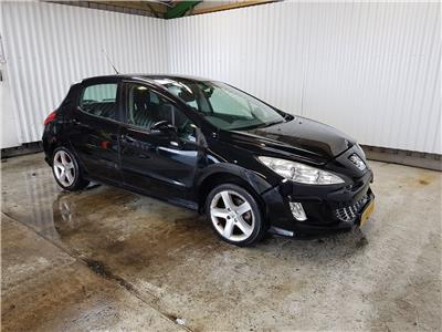 2007 Peugeot 308 2008 To 2010 Sport HDi 5 Door Hatchback