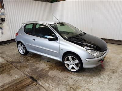 2002 Peugeot 206 1998 To 2009 LX 3 Door Hatchback