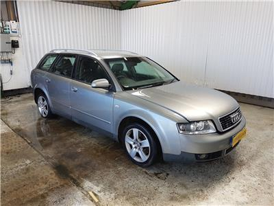 2002 Audi A4 2001 To 2005 Avant SE TDi 5 Door Estate