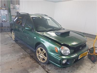 2001 Subaru Impreza 2000 To 2003 WRX 5 Door Estate