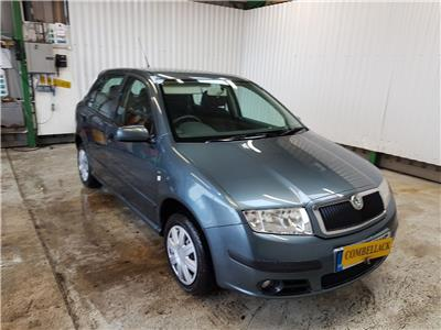 2006 Skoda Fabia 2000 To 2007 Ambiente 5 Door Hatchback