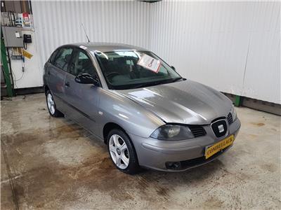 2004 SEAT Ibiza 2002 To 2006 SX 3 Door Hatchback