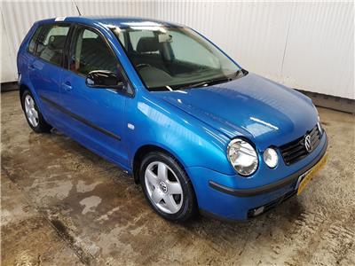 2003 Volkswagen Polo 2002 To 2005 Sport PD TDi 5 Door Hatchback
