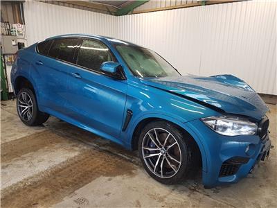 2017 BMW X6 M 4WD