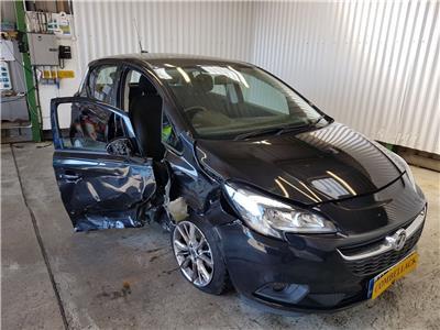 2016 Vauxhall Corsa 2014 On Design VVT 75 3 Door Hatchback