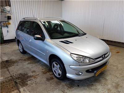 2006 Peugeot 206 1998 To 2009 SW Verve HDi 5 Door Estate
