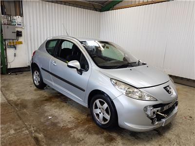 2007 Peugeot 207 2006 To 2009 Sport 3 Door Hatchback