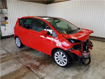 Vauxhall Meriva 2010 To 2014 SE 5 Door Hatchback