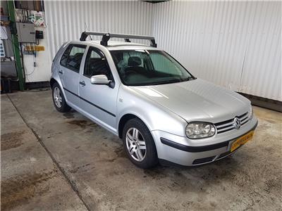 2002 Volkswagen Golf (mk4) 1997 To 2003 S 16v 5 Door Hatchback