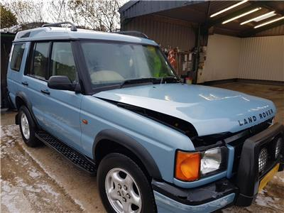 2001 Land Rover Discovery 1998 To 2003 ES 5 seat 5 Door 4x4