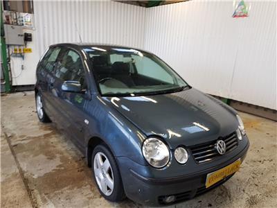 2003 Volkswagen Polo 2002 To 2005 Sport PD TDi 3 Door Hatchback