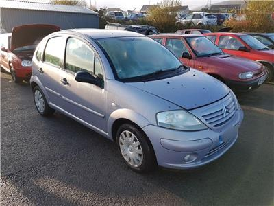 2002 Citroen C3 2002 To 2010 SX 5 Door Hatchback