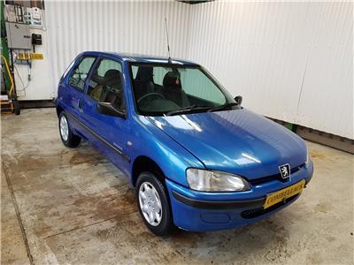 2003 Peugeot 106 1993 To 2003 Independence 3 Door Hatchback