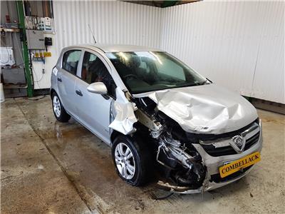 2008 Vauxhall Corsa 2007 To 2011 Breeze CDTi 5 Door Hatchback