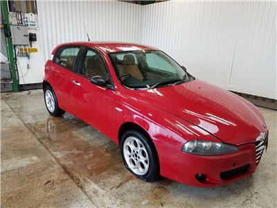 2006 Alfa Romeo 147 2001 To 2006 Lusso JTD 5 Door Hatchback