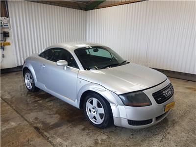 2002 Audi TT 1999 To 2006 Quattro 4WD 2 Door Coupe