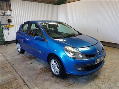 2006 Renault Clio 2006 To 2009 Dynamique 3 Door Hatchback