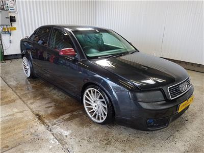 2002 Audi A4 2000 To 2001 Quattro Sport 4WD 4 Door Saloon