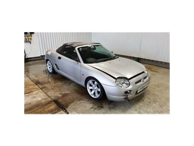 2001 MG F I