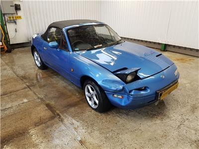 1995 Mazda MX5 1990 To 1998 2 Door Cabriolet