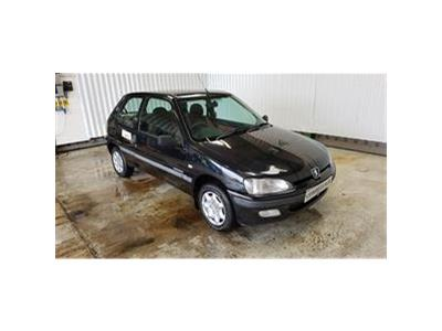 2002 PEUGEOT 106 INDEPENDENCE