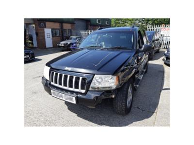 2004 JEEP GRAND CHEROKEE LIMITED  CRD