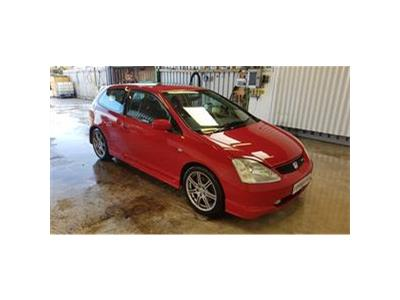 2001 HONDA MK7 (EP33) 2000 TO 2005 TYPE-R 3 DOOR HATCHBACK