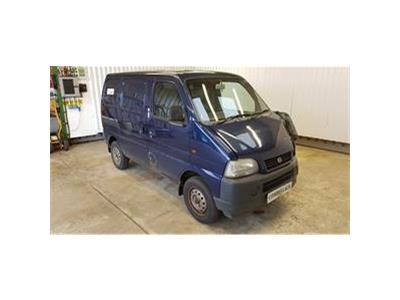 2002 SUZUKI SWB 1999 On PANEL VAN
