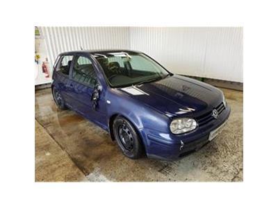 2001 VOLKSWAGEN MK4 (A4) (1J) 1997 TO 2004 GTI 3 DOOR HATCHBACK